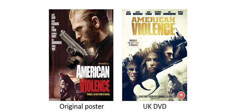 AMERICAN VIOLENCE comparison