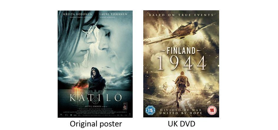 FINLAND 1944 comparison