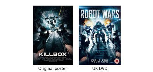 ROBOT WARS comparison