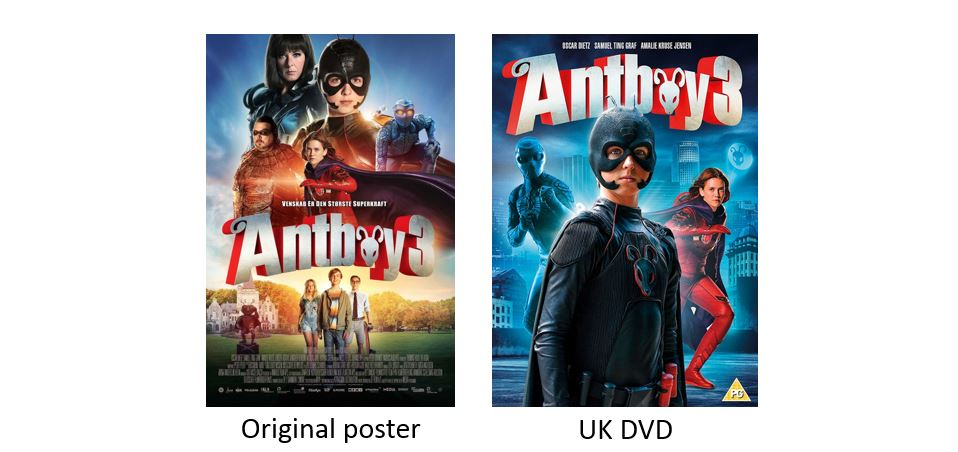 ANTBOY 3 comparison