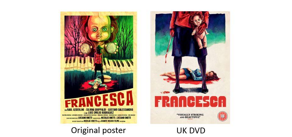 FRANCESCA comparison