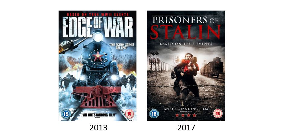 PRISONERS OF STALIN comparison (1)