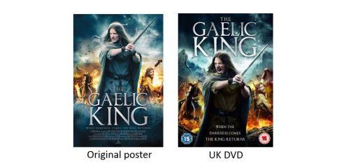 THE GAELIC KING comparison