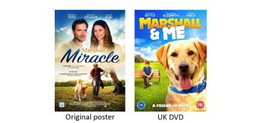MARSHALL_AND_ME_aka_MARSHALL'S MIRACLE_White_Dove_Films
