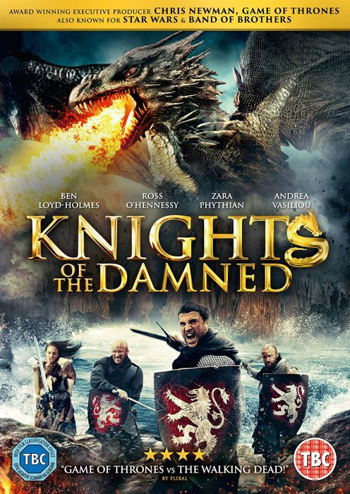 Knights Of The Damned _ High Fliers Films _ Sept 25