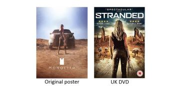 STRANDED aka MONOLITH aka LOCKED IN _ Sept 18 _ Kaleidoscope Home Entertainment