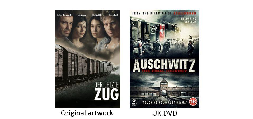 AUSCHWITZ - THE FINAL JOURNEY _ Second Sight Films _ Oct 9