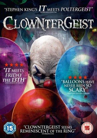 CLOWNTERGEIST _ High Fliers Films _ Oct 16