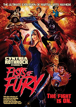 FISTS OF FURY _ Oct 23 _ Full Moon Features