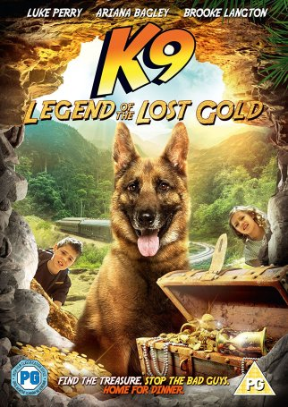K9 ADVENTURE - LEGEND OF THE LOST GOLD _ High Fliers Films _ Oct 16