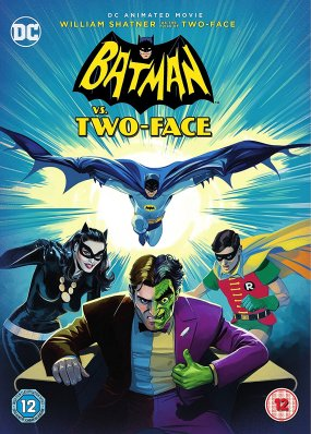 BATMAN VS TWO-FACE _ 2017 _ October 30 _ Warner Home Video