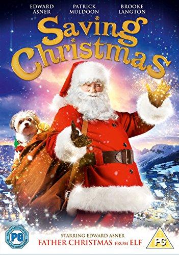 SAVING CHRISTMAS aka THE SANTA FILES _ Nov 6 _ Lionsgate