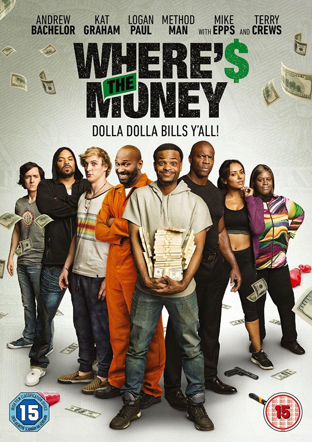 Where_s The Money _ Nov 6 _ Lions Gate Home Entertainment